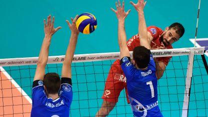 Roeselare opent sterk tegen Menen in Final 4 volleybal