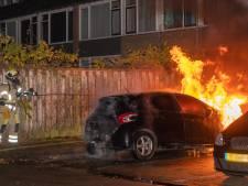 Tweede nacht op rij: auto verwoest door brand in Woerden