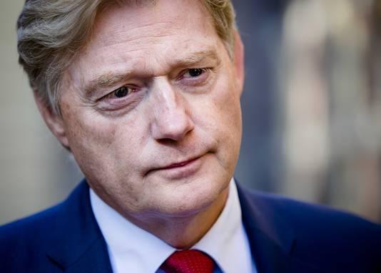 Staatssecretaris Martin van Rijn van VWS.