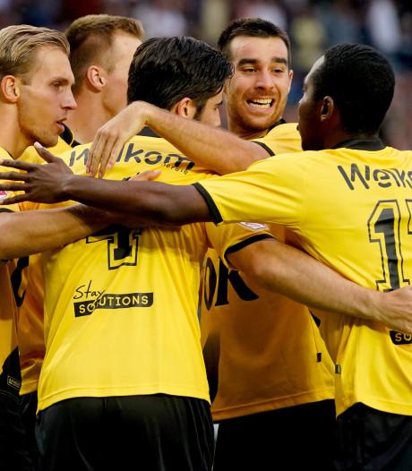 Flitsend NAC verwent fans en haalt uit tegen Helmond Sport: 5-1