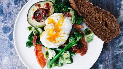 8 manieren om meer groenten te eten bij het ontbijt
