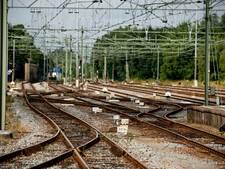 Treinverkeer tussen Zwolle en Raalte wordt langzaam hervat