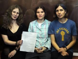 Twee niet-veroordeelde leden Pussy Riot weggevlucht uit Rusland