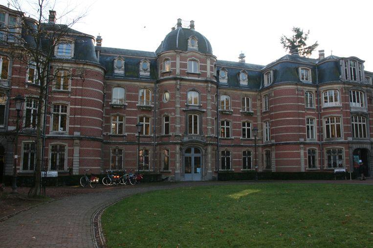 Het kasteel Ravenhof is de plaats van afspraak