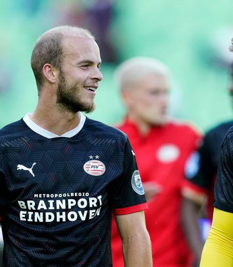 PSV wijst interesse in Jorrit Hendrix af en laat hem niet voor een appel en een ei gaan