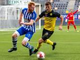 Jort van der Sande en Zé Pedro terug bij FC Eindhoven na maanden blessureleed