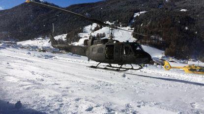 Zes doden door lawines in Oostenrijkse Alpen