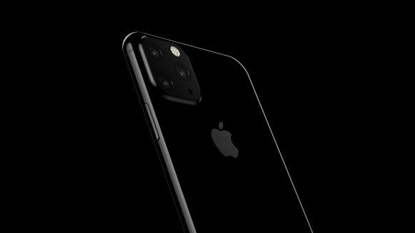 Gaat de nieuwe Iphone er zo uitzien? Dit gesimuleerd beeld