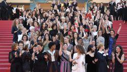 Het gaat bergop voor filmvrouwen in Cannes