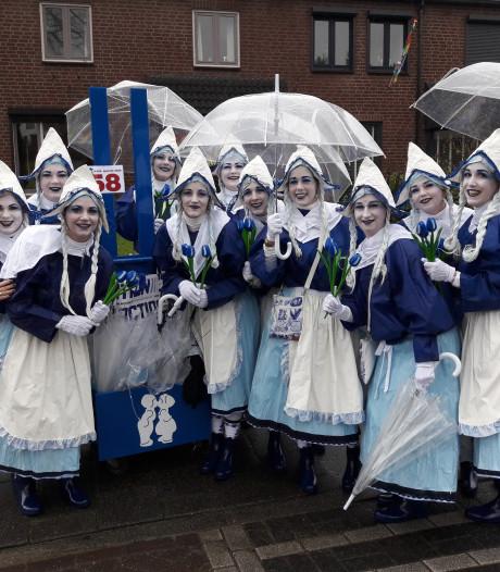 Vrouwengroep doet toch de optocht van Groesbeek, in hun eentje