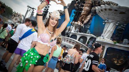 IN BEELD. De meest opvallende outfits op Tomorrowland