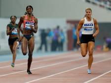 Schippers vierde op 100 meter in Eugene