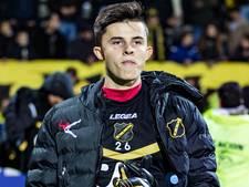 NAC legt talentvolle Poolse doelman Niemczycki voor vijf jaar vast