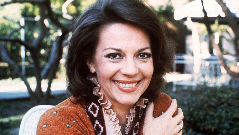 Natalie Wood in 1981 Beeld null