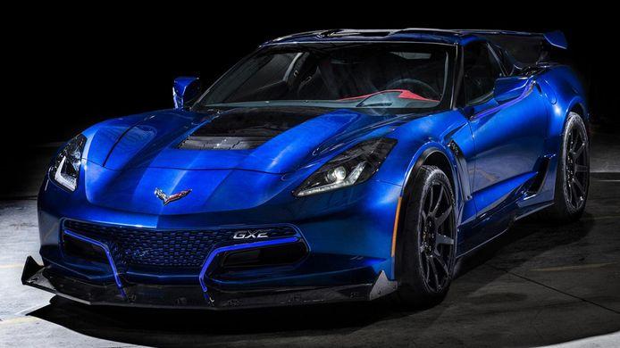 De Genovation GXE is de snelste elektrische productie-auto ter wereld.