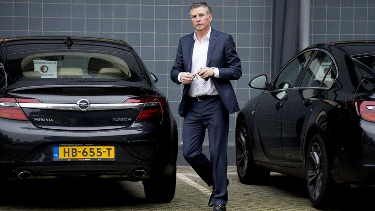 Technisch directeur van Feyenoord Martin van Geel Beeld Nederlandse Freelancers