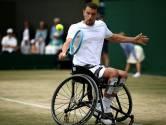 Joachim Gerard remporte le double messieurs en chaise roulante  Wimbledon