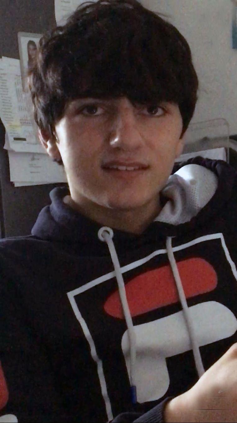 De vermiste Grigor Sukyasyan (16).