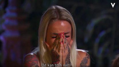 Pommeline in tranen: eerste beelden 'Temptation Island VIPS' beloven pittig seizoen