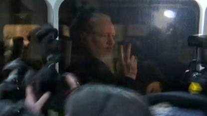 Assange moet 860.000 euro gerechtskosten betalen in Zweden