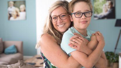 """Veronique (34) stond nier af aan zoon Jona (11): """"Ik máákte mijn zoon. Dus moest ik hem ook beter maken"""""""