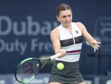 Kvitova en Halep naar derde ronde in Dubai