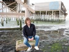 Spectaculaire klus in de strijd tegen strandafslag aan de Brouwersdam