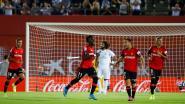 Hazard-loos Real Madrid lijdt eerste nederlaag op het veld van Mallorca