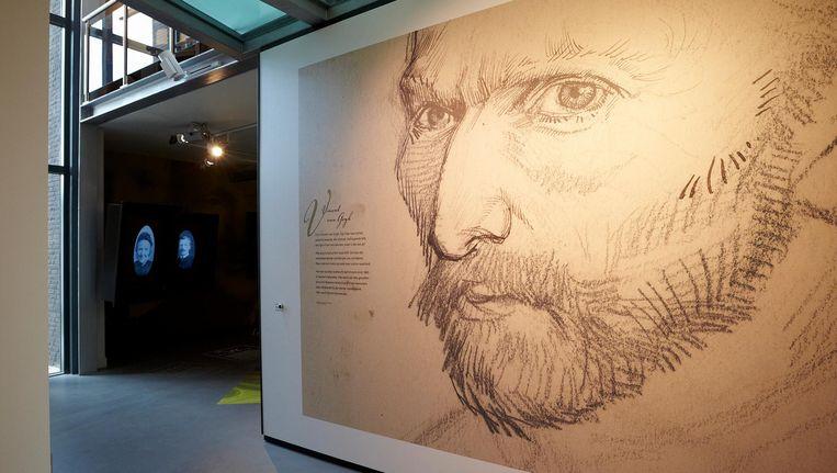 Vincent van Gogh Beeld anp