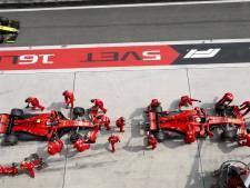 'FIA neemt brandstofleidingen van Ferrari in beslag'