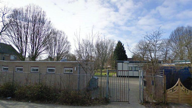 De gebedsruimte aan de Tureluurshof. Beeld Google Streetview