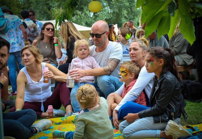 De relaxte Funfest-sfeer bleef afgelopen zomer behouden tijdens Puur Natuur.