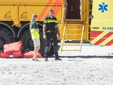 Reddingswerkers staken reddingsactie vermist meisje (14) Ameland, vissers zoeken mee naar lichaam