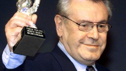 Oscarwinnend regisseur Miloš Forman op 86-jarige leeftijd overleden