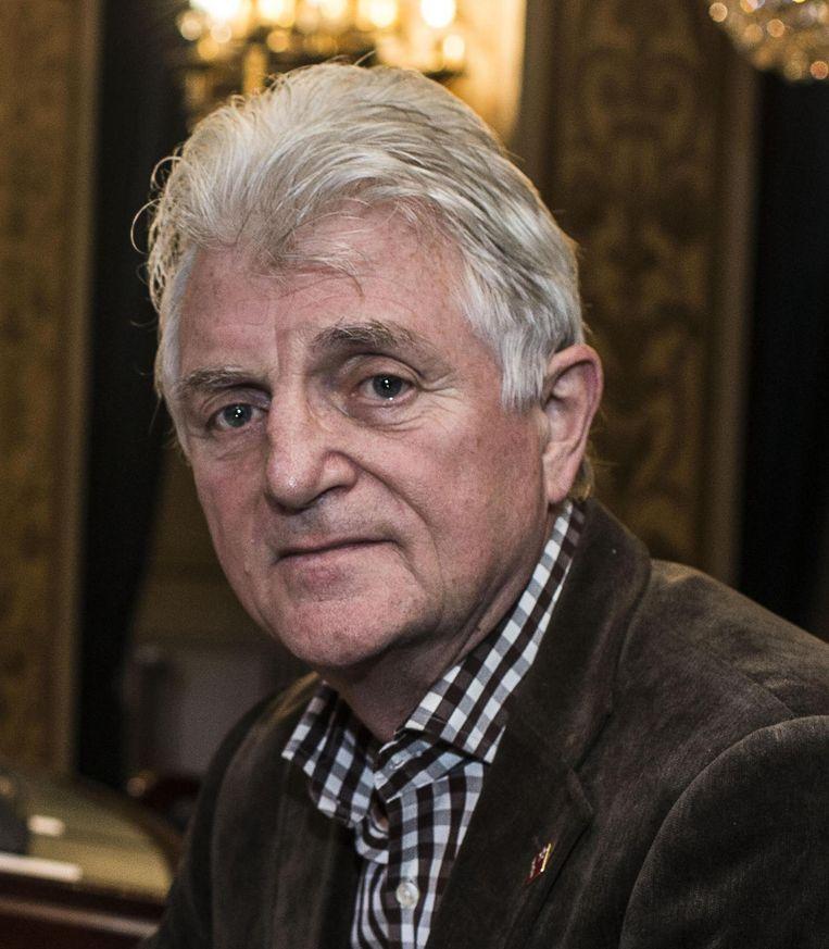 Raadslid Kris Merckx.