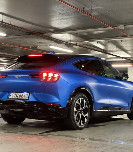 Elektrische Ford Mustang Mach-E: technisch hoogstandje