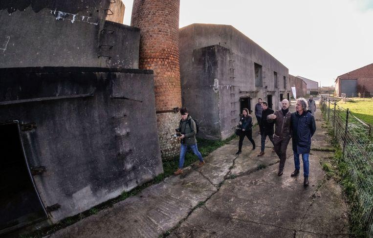 De gemeente Kuurne en Intercommunale Leiedal zoeken naar liefhebbers die de site Roterij Sabbe nieuw leven willen inblazen