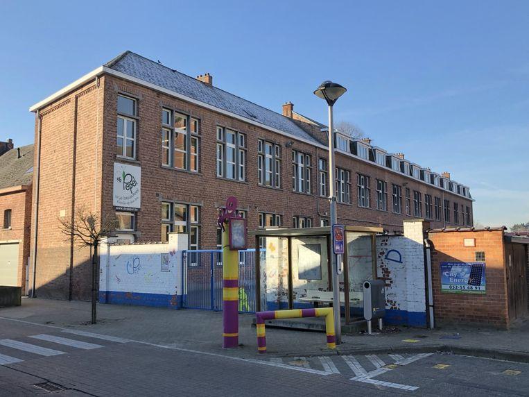 Vrije basisschool De Pepel neemt voor het eerst deel aan Rode Neuzen Dag.