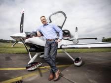 Zelfgebouwd vliegtuig van Oldenzaler voor eerst de lucht in: 'Wat een beest!'