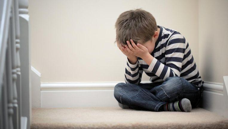 Kinderrechtenorganisatie Augeo heeft een onderzoek naar buiten gebracht dat stelt dat meer dan de helft van de basisschoolkinderen een ingrijpende ervaring achter de rug heeft. Beeld thinkstock