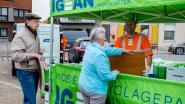 Mobiele recyclagepark komt nu ook naar Hellegat
