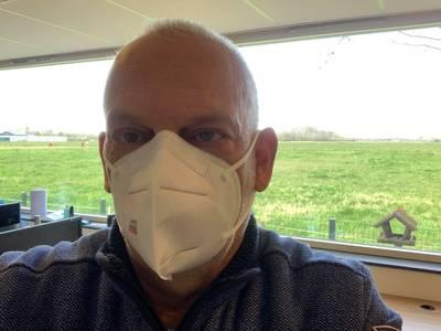 Maas en Waal blijft volle kracht bezig met mondkapjes maken