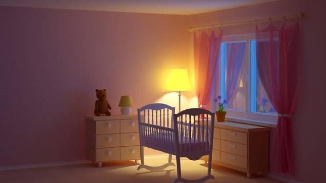"""Baby Luca testte op zes weken oud positief op Covid-19: """"Ook verpleging was compleet verrast"""""""