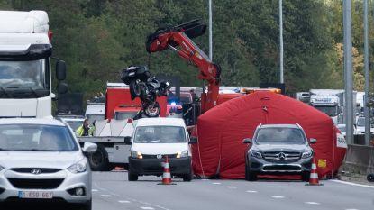 Motorrijder komt om het leven bij ongeval op E19