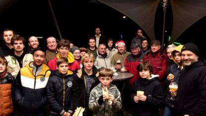 Scouts Gooik sluiten het jaar af  met een pop-upwinterbar in het centrum