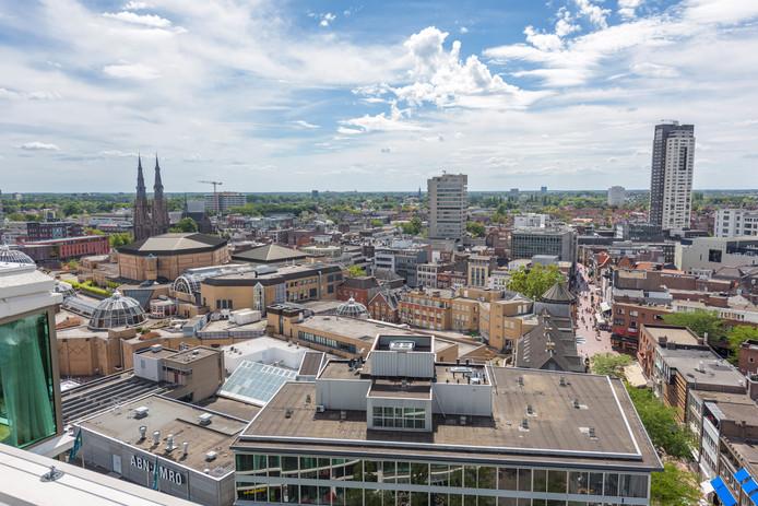 In de bloeiende Brainport-regio is Eindhoven een arme stad.