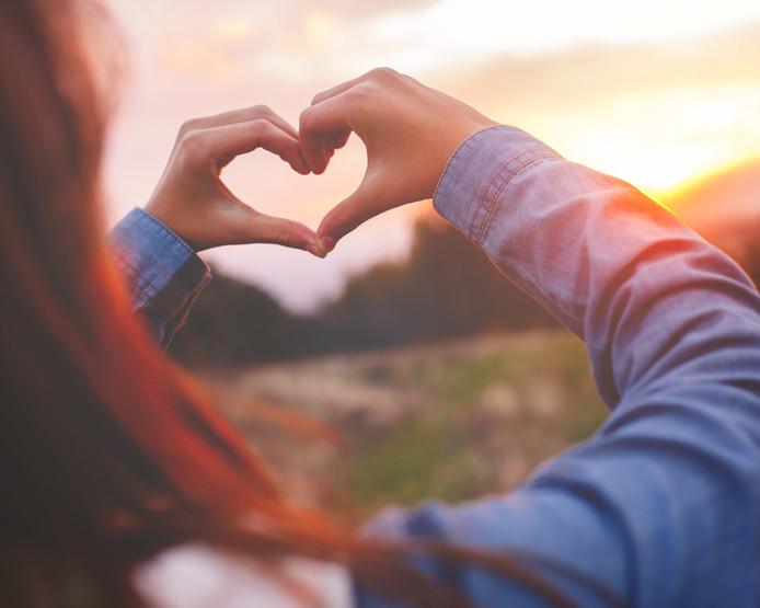 Wie verdient een speciaal liefdesberichtje?