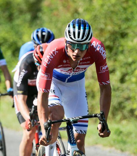 'Hoe groot Mathieu's liefde voor de mountainbike ook is, de Tour gaat voor in 2021'