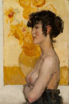 Na powervrouwen nu blote vrouwen in museum Jan Cunen