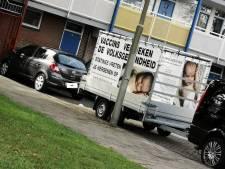 Anti-vaccinatieclub volgt inentingstoernee GGD vanuit Harderwijk